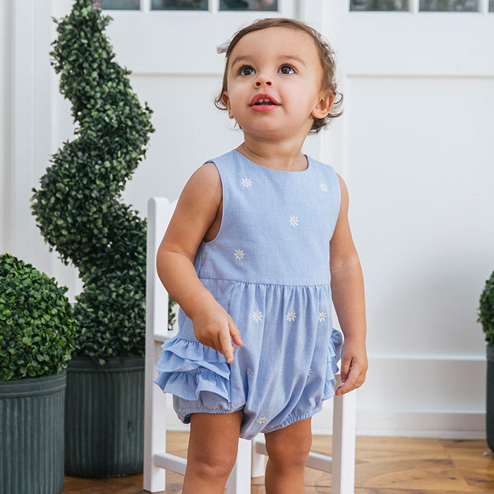Baby Rompers, Bib Shorts & Dungarees