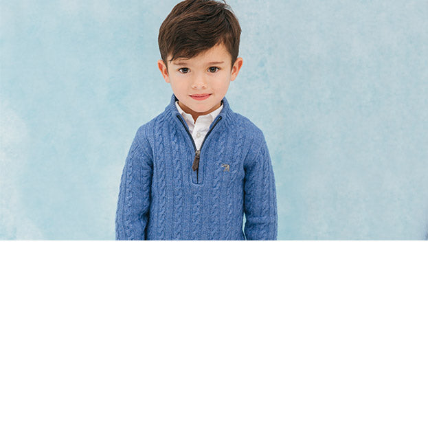 Boys Knitwear & Tops