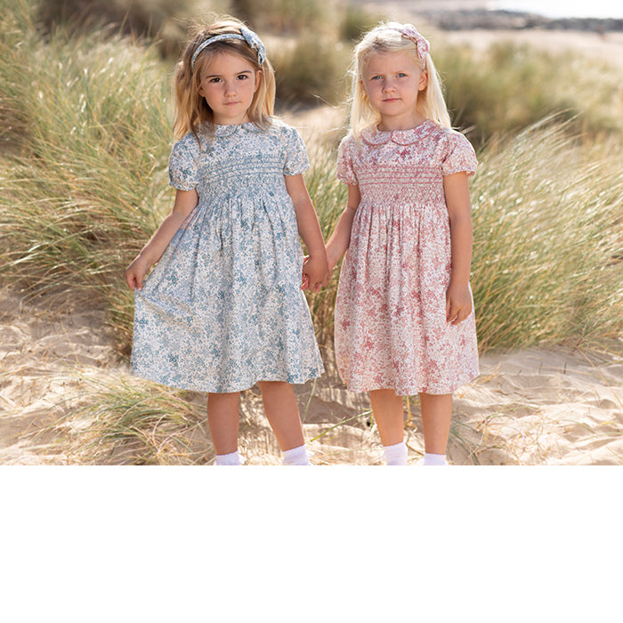 Girls Dresses Banner