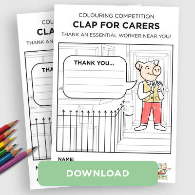 Trotters Clap for Carers Colouring Competition Download