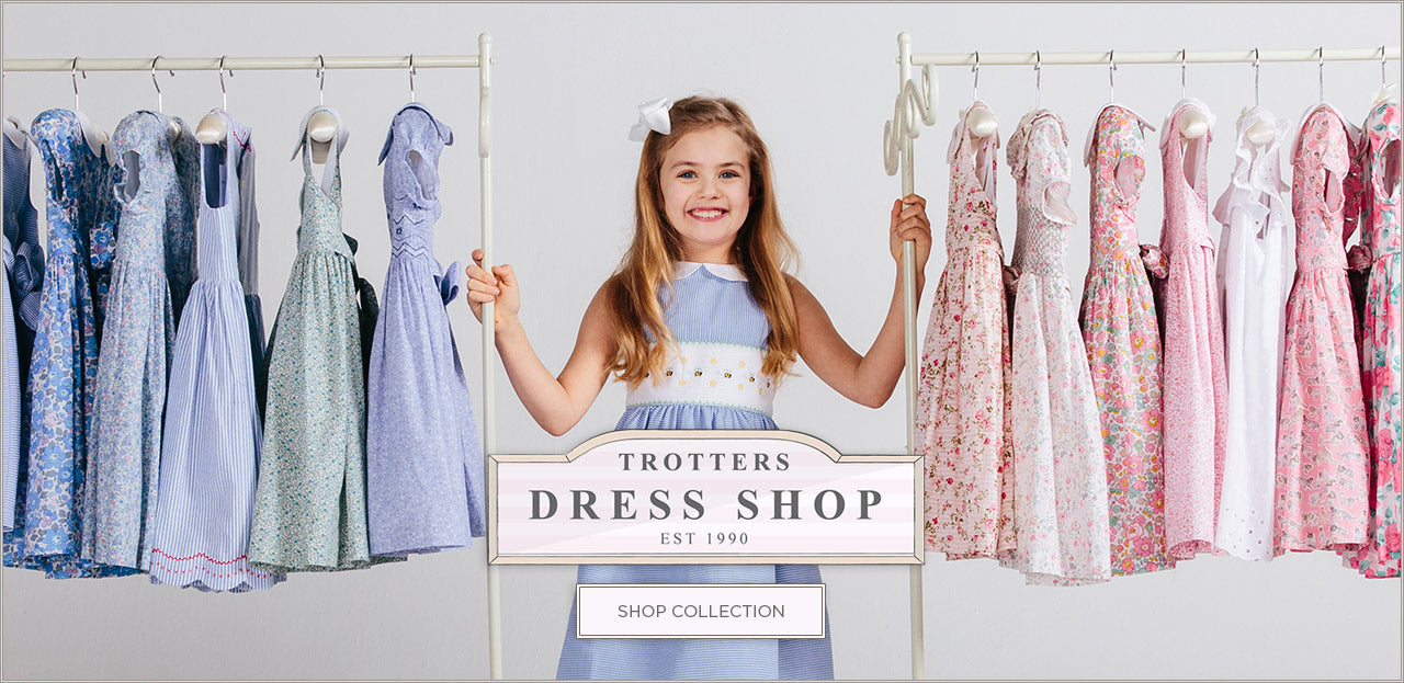 The Trotters Dress Shop