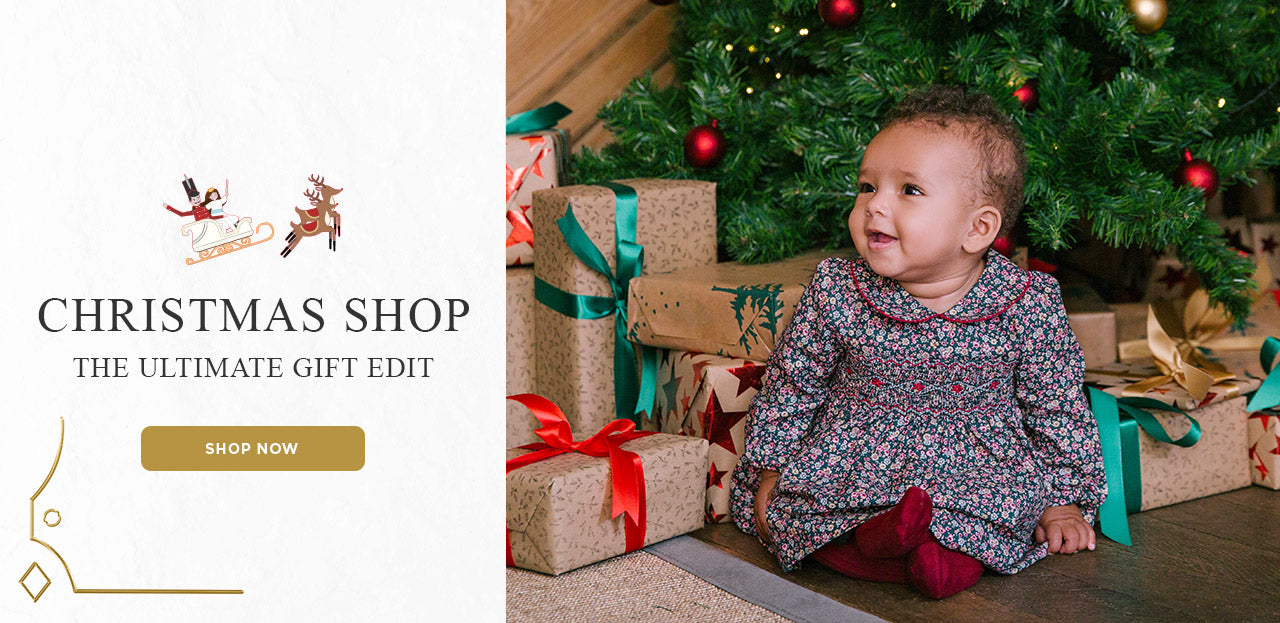 Our Christmas Shop is Open