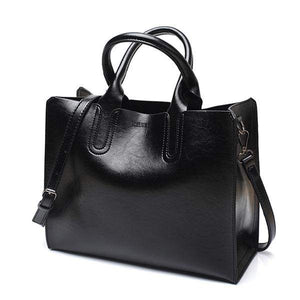 Leather Shoulder Bag for women, Large-99Accessory-99Accessory