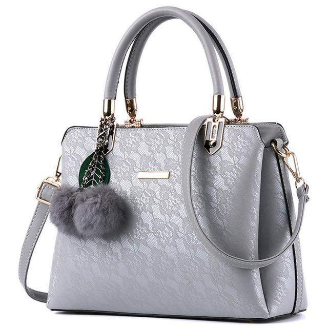 Women's PU Leather Shoulder Bag-99Accessory-99Accessory