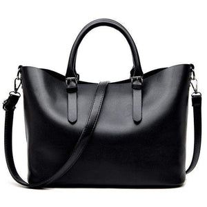 Ladies Leather Handbag / Shoulder Bag-99Accessory-99Accessory