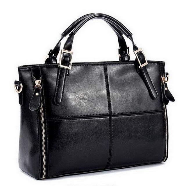 Leather women's professional handbag-99Accessory-99Accessory