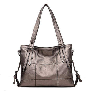 Ladies Top-handle shoulder bag, large-99Accessory-99Accessory