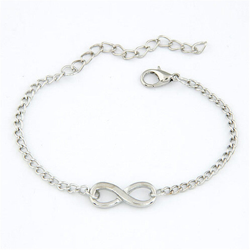 Fashion Infinity Bracelet For Charming Bracelet-99Accessory-99Accessory