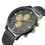 Multi-function Chronograph stainless steel Men's Watch-99Accessory-99Accessory