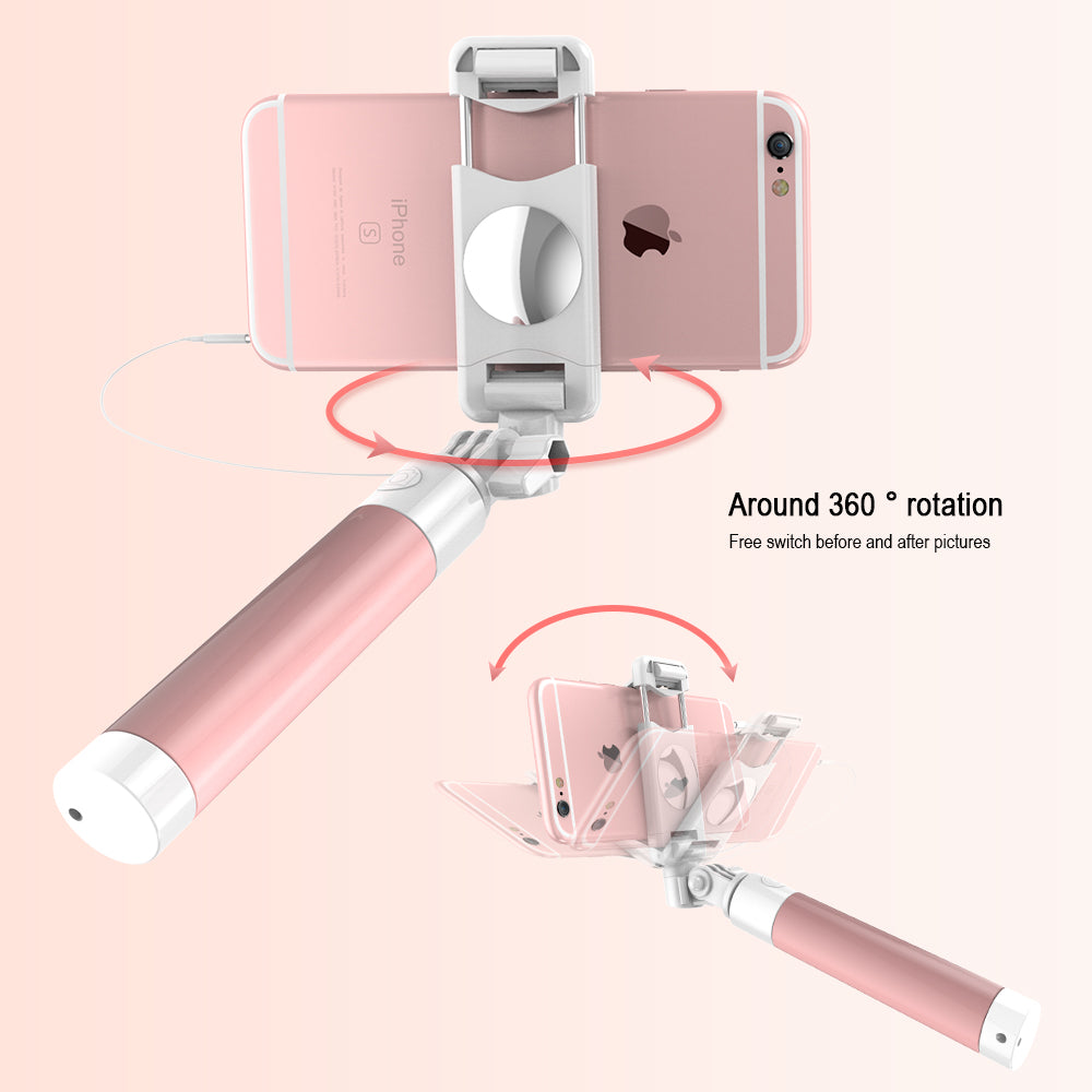 360 Degree Rotation Foldable Self Stick, Universal-99Accessory-99Accessory
