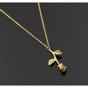 Beautiful Flower Necklace for Women-99Accessory-99Accessory