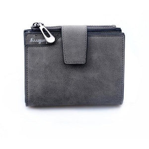 Women Wallet Leather, Small Zipper-99Accessory-99Accessory