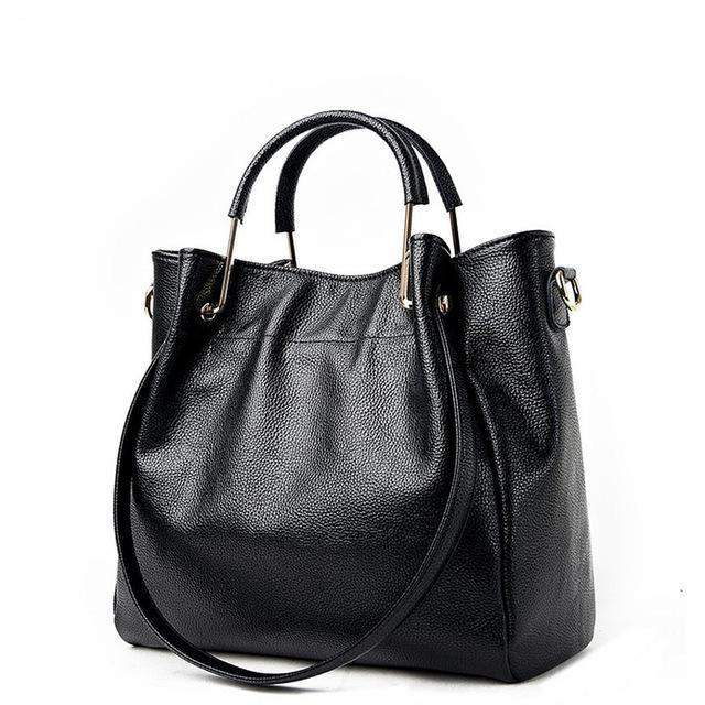 Women's Genuine Leather Handbag, big-99Accessory-99Accessory