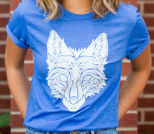 Graphic Fox Tee