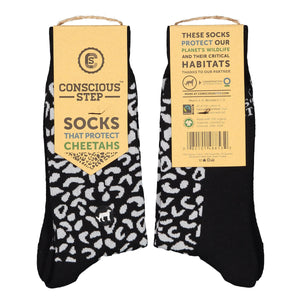 Socks that Protect Cheetahs