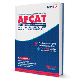 AFCAT Exam Guide 2021