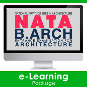 NATA Exam Guide 2020 [e-Learning Package]
