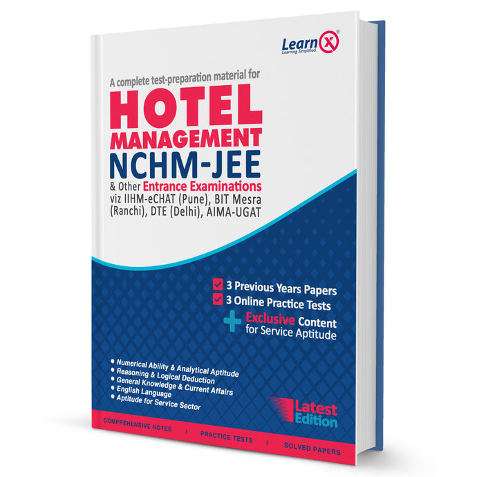Hotel Management (NCHM-JEE) Exam Guide 2021