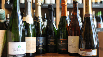 Top 7 Sparkling Wines for Valentine's Day