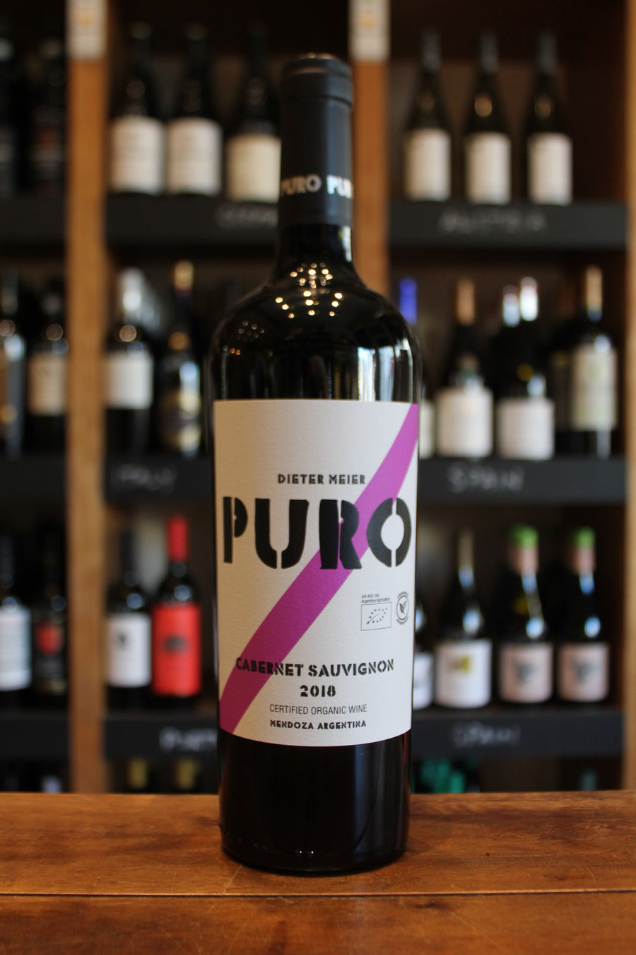 Puro - Cabernet Sauvignon-Red Wine-Seven Cellars