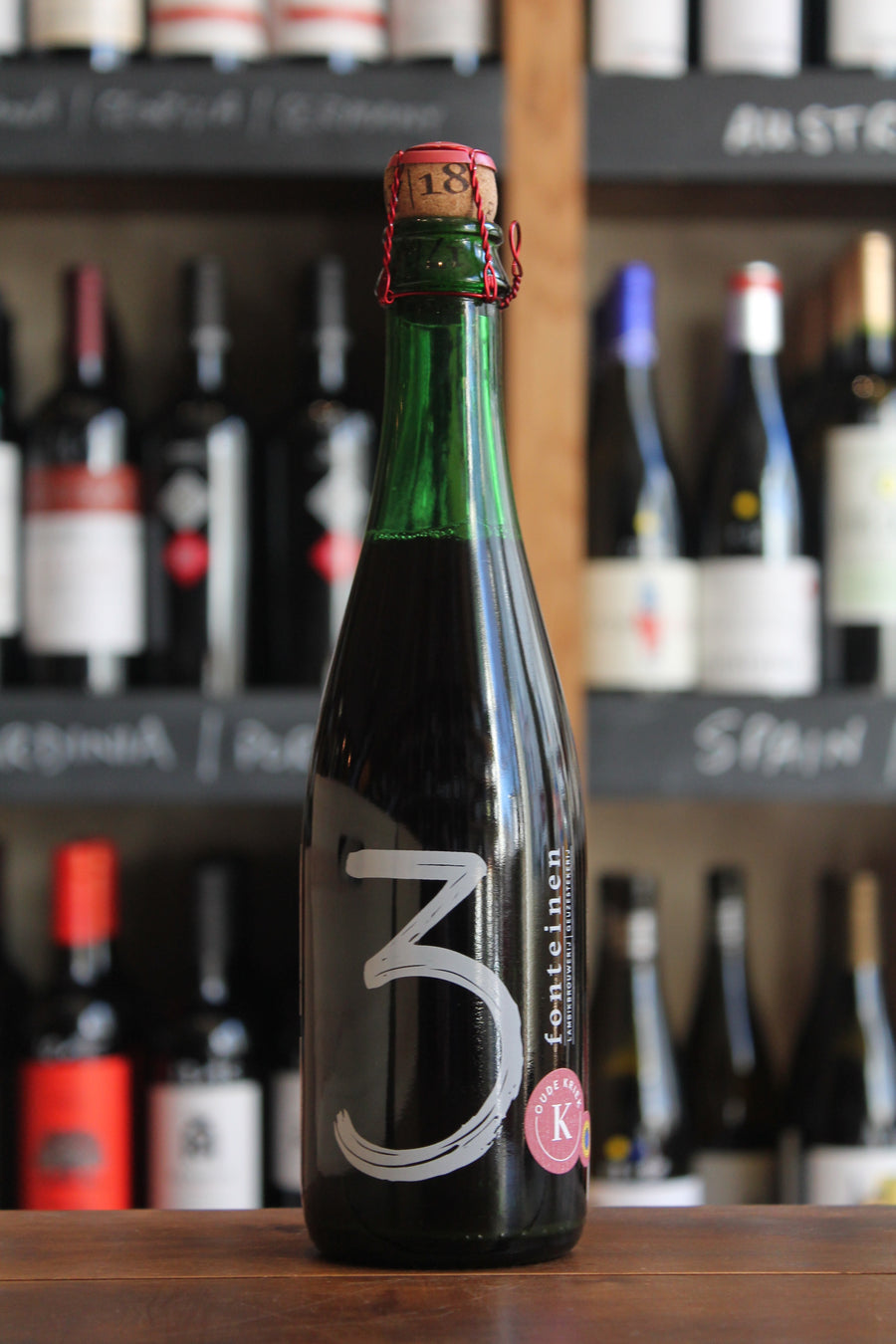3 Fonteinen - Oude Kriek - 37.5cl Bottle