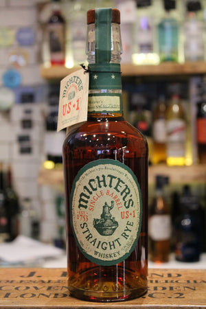 Michter's No 1 Straight Rye