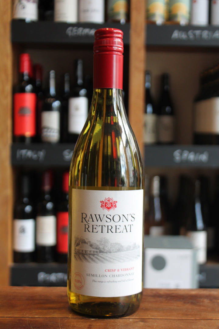 Rawsons Retreat No Alcohol Semillon Chardonnay-Non/Low Alcohol-Seven Cellars