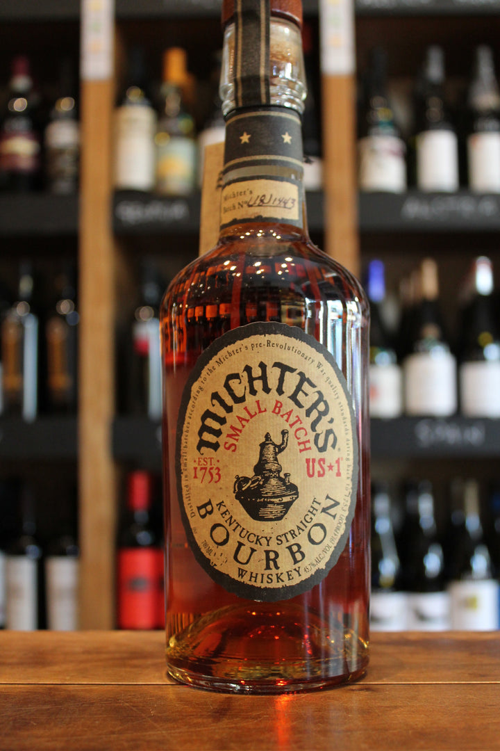 Michter's - US No.1 Straight Bourbon-Spirits-Seven Cellars