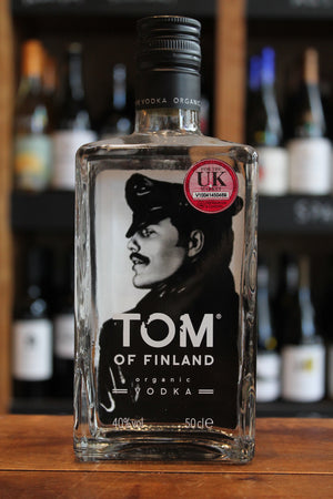 Tom Of Finland - Organic Vodka-Spirits-Seven Cellars