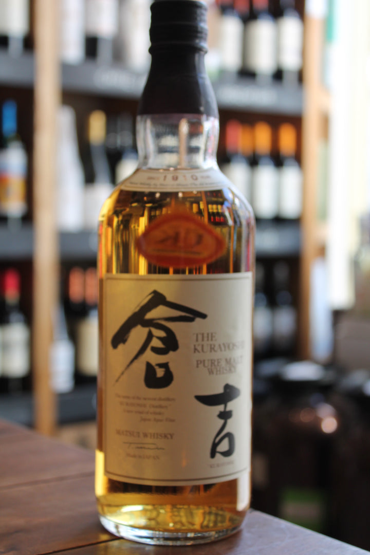 The Kurayoshi Pure Malt-Spirits-Seven Cellars