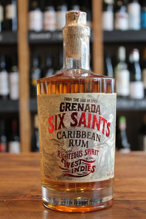 Grenada Six Saints Rum