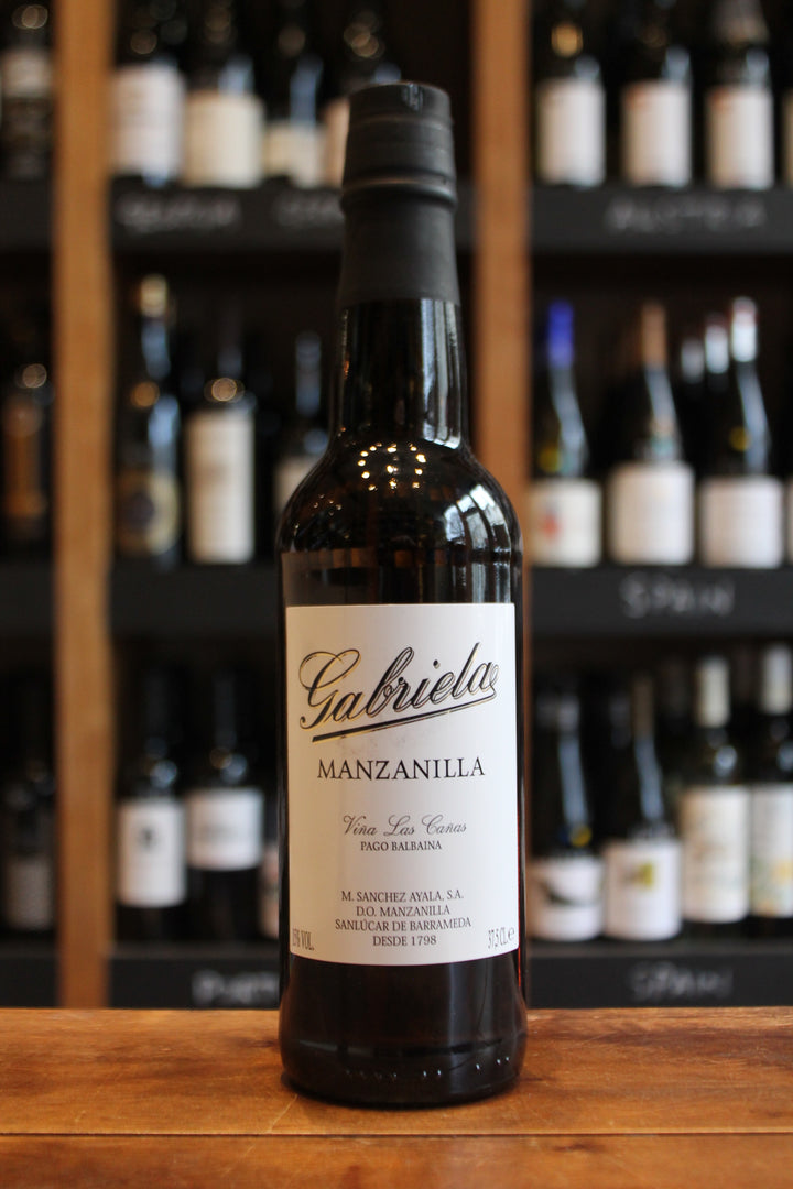 Sanchez Ayala - Manzanilla Sherry-Fortified wine-Seven Cellars