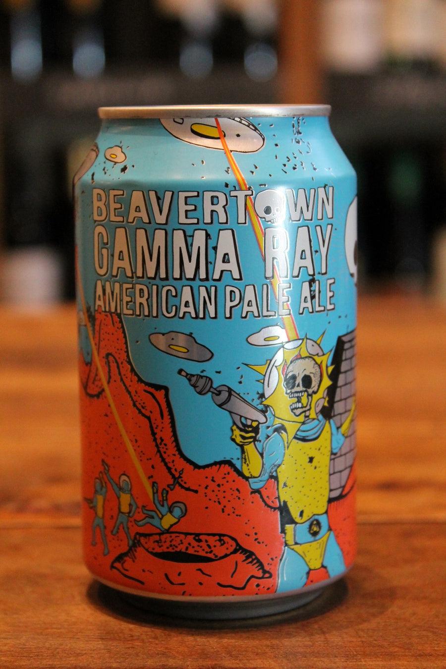 Beavertown Brewery - Gamma Ray American Pale Ale-Beer-Seven Cellars