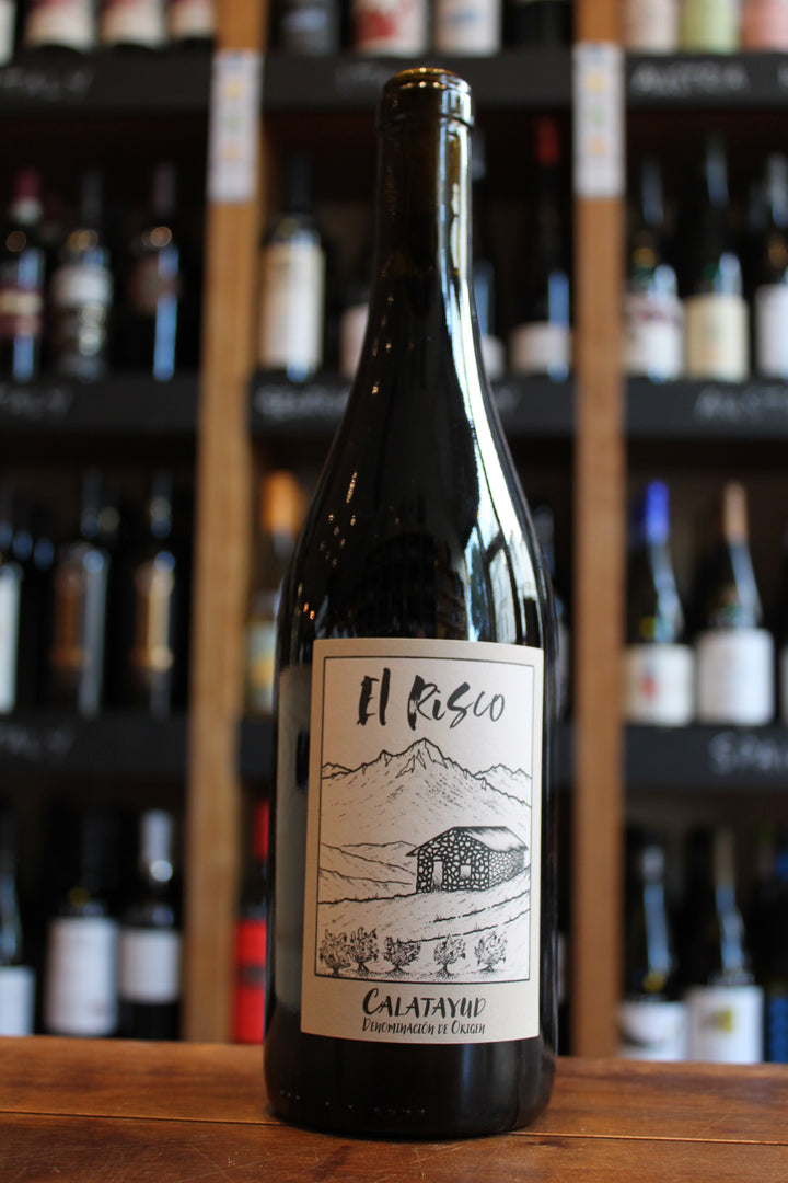 El Risco - Calatayud-Red Wine-Seven Cellars