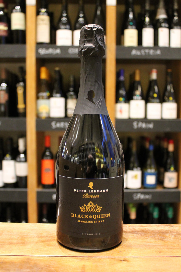Black Queen Sparkling Shiraz-Sparkling wine-Seven Cellars