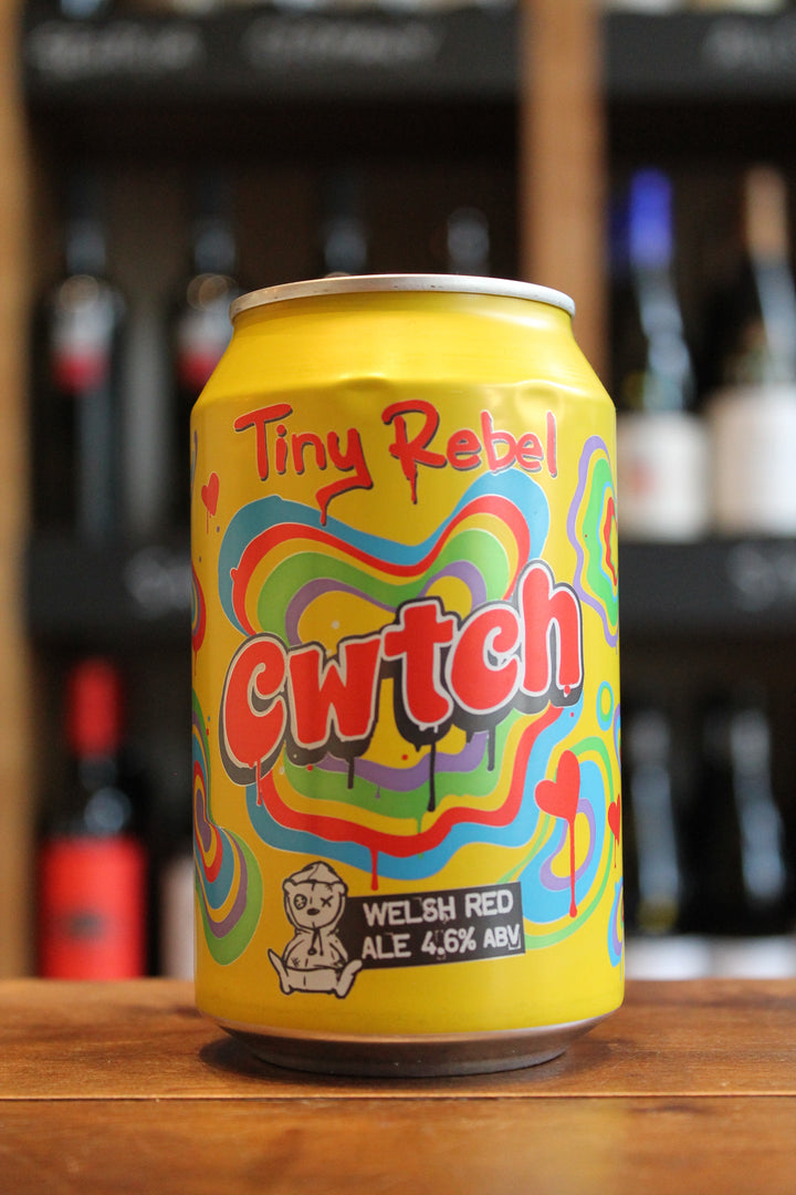 Tiny Rebel Cwtch Red Ale - Vegan-Beer-Seven Cellars