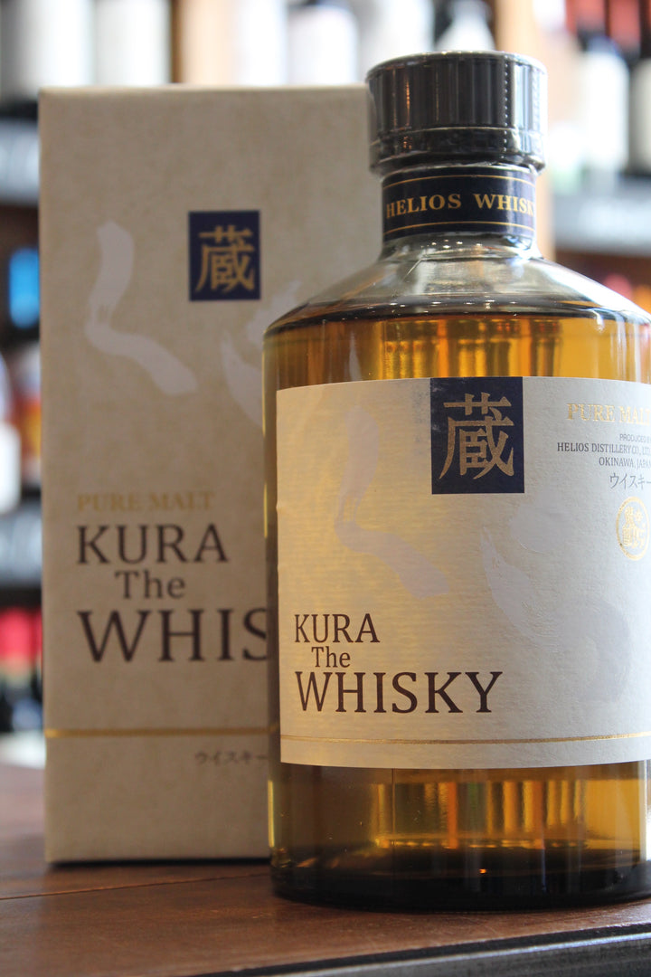 Kura Japanese Whisky-Spirits-Seven Cellars