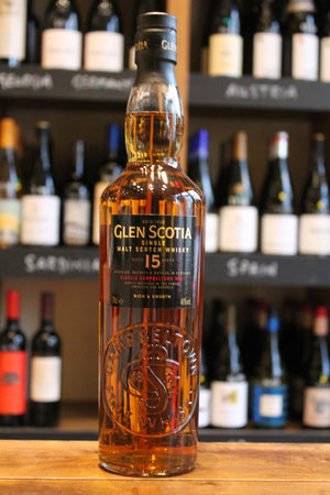 Glen Scotia - Single Malt Scotch Whisky - 15yr-Spirits-Seven Cellars