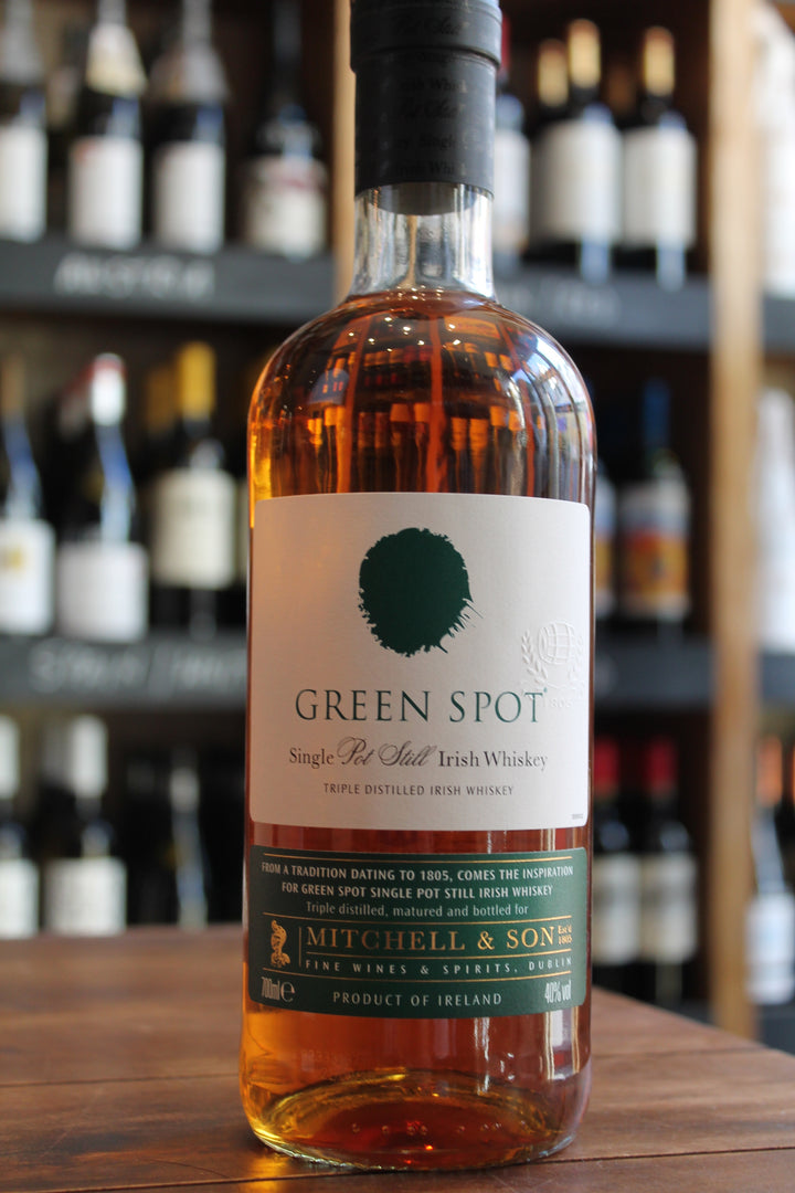 Green Spot Irish Whiskey-Spirits-Seven Cellars