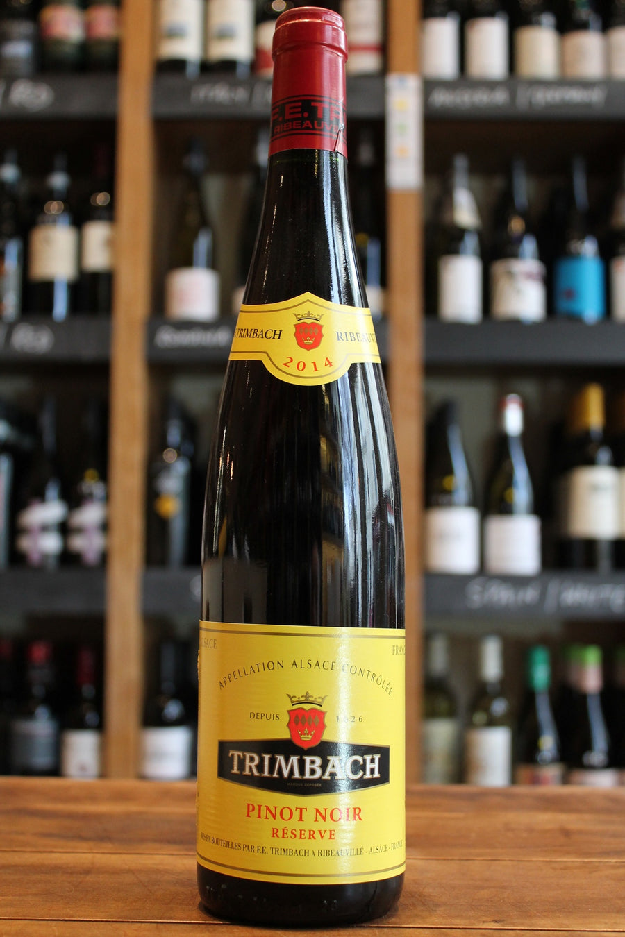 Trimbach Pinot Noir Reserve-Red Wine-Seven Cellars