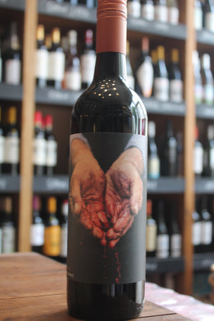 Growers Touch Shiraz-Red Wine-Seven Cellars