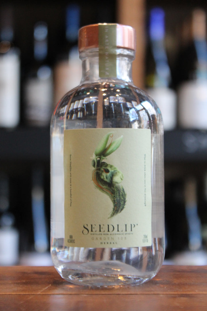 Seedlip - Garden 108 Herbal- 20cl Non Alcoholic Distilled Spirit-Non/Low Alcohol-Seven Cellars