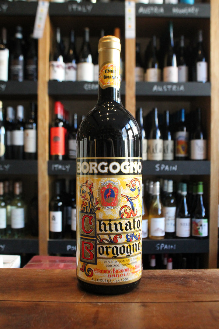 Borgogno Chinato-Fortified wine-Seven Cellars