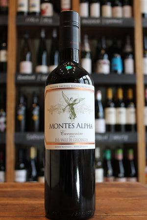 Montes Alpha Colchagua Carmenere-Red Wine-Seven Cellars