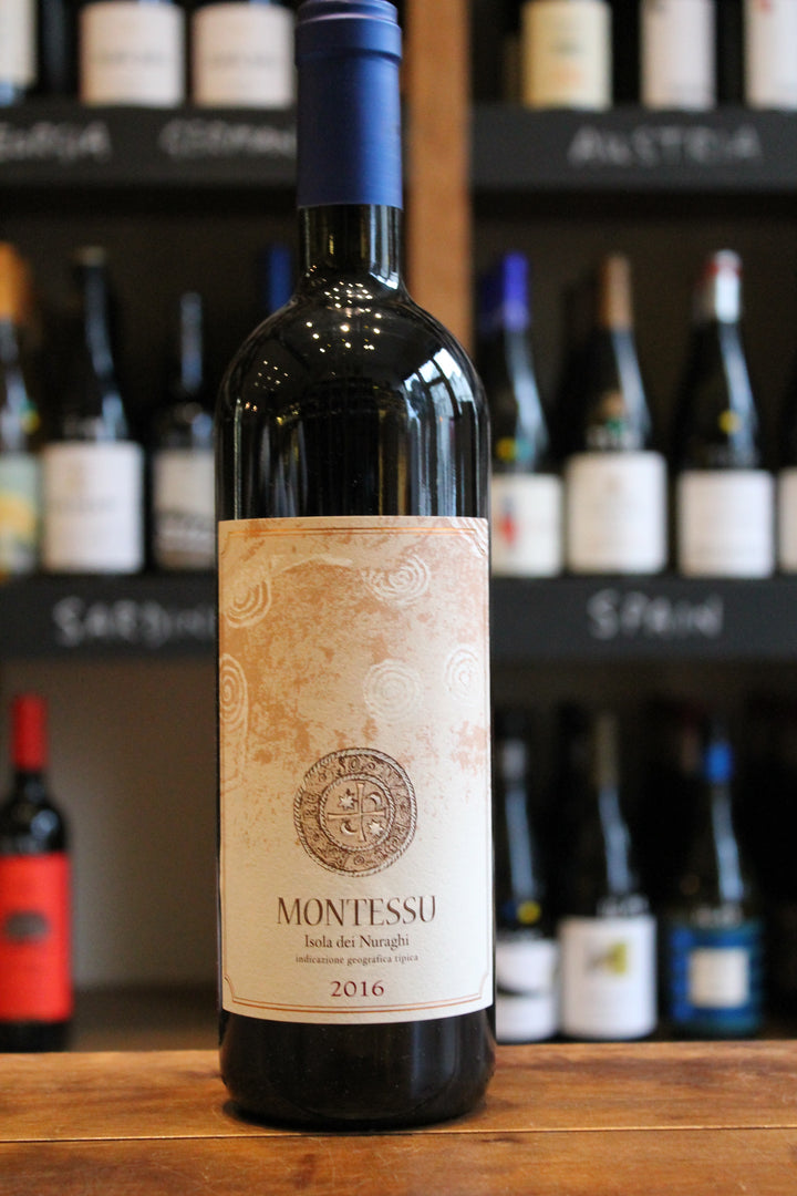Agricola Punica - Montessu-Red Wine-Seven Cellars