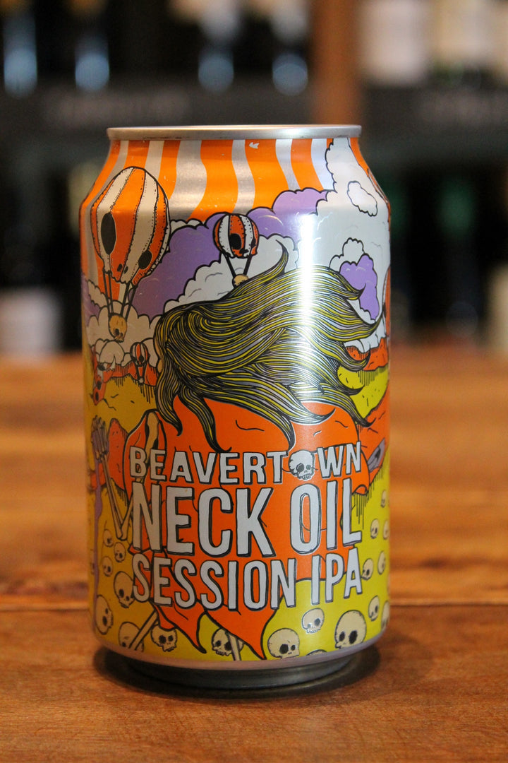Beavertown Brewery - Neck Oil Session IPA
