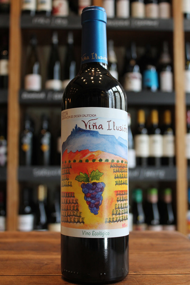 Vina Ilusion Rioja - Joven-Red Wine-Seven Cellars