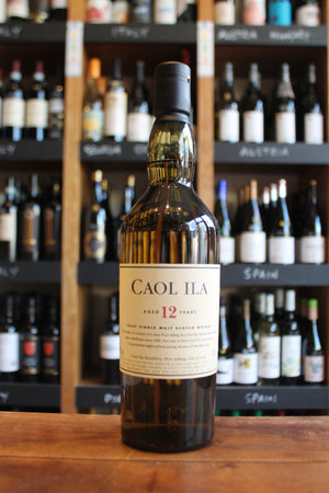 Caol Ila 12 Yr Old-Spirits-Seven Cellars