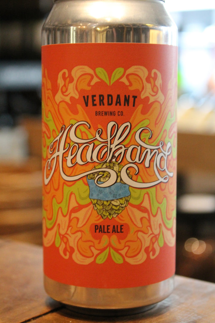 Verdant Brewing Co Headband Pale Ale-Beer-Seven Cellars