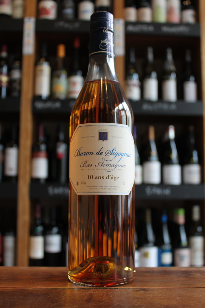Sigognac - 10 Year Old Armagnac-Spirits-Seven Cellars